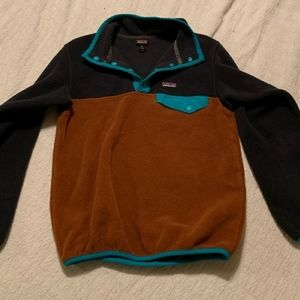 Patagonia Sweater/ kids M which fits woman XS